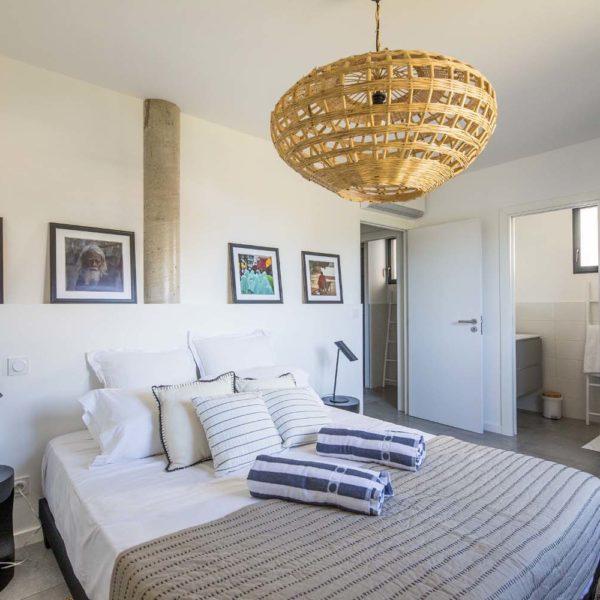 Les chambres - Villa Berda à Porto-Vecchio