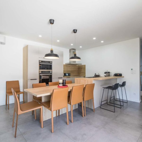 La cuisine - Villa Berda à Porto-Vecchio